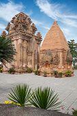 Po Ngar Cham Towers In Nha Trang