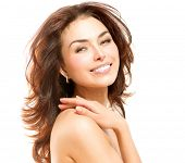 stock photo of cleanse  - Beauty Woman - JPG