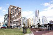 Residential Complexes On Durbans Golden Mile Beachfront