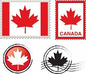 Canada Stamps.eps