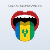 Saint Vincent and the Grenadines language.