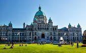 Provincial Capital Legislative Building British Columbia Canada