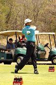 Goosen Retief Pro Golfer