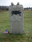 Civil War Cavalry Monument