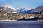 Dillon Reservoir Colorado