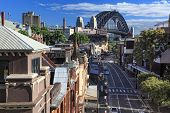 picture of old bridge  - SYDNEY - JPG