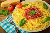 Traditional Spaghetti Pasta