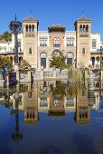 Museum Of Popular Arts Of Seville, Spain