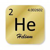 Helium element