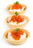 Caviar Snacks