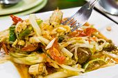 Thai Food / Somtum