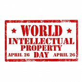 World Intellectual Property Day-stamp