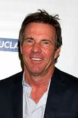 LOS ANGELES - MAY 16:  Dennis Quaid at the UCLA's Spring Sing 2014 at Pauley Pavilion UCLA on May 16