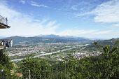 Aerial View Of La Spezia