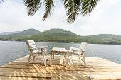 Relaxing In Tropics
