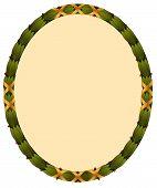 Laurel Leaf Frame