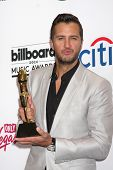 LAS VEGAS - MAY 18:  Luke Bryan at the 2014 Billboard Awards at MGM Grand Garden Arena on May 18, 2014 in Las Vegas, NV