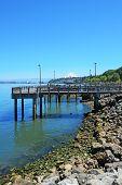 Tacoma Pier View.