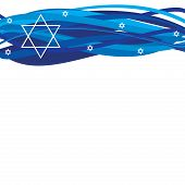Abstract Israeli Header