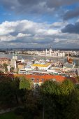 Budapest and River Danube