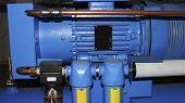 Industrial Compressor Machine Parts