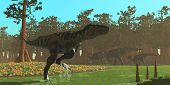 Bistahieversor Dinosaur