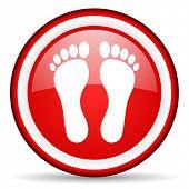 foot web icon