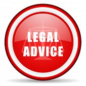 legal advice web icon