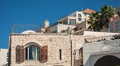 The architecture of Jaffa