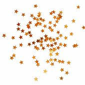 Holiday Decoration With Christmas Stars