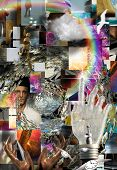 pic of surreal  - Complex Surreal Abstract Art - JPG