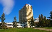 The Intourist Hotel In Pyatigorsk