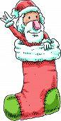 Stocking Santa