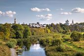 picture of paysage  - Suzdal - JPG