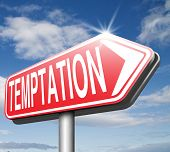 pic of  habits  - temptation resist devil temptations lose bad habits by self control