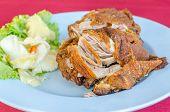 stock photo of pork  - German Pork Hocks  - JPG