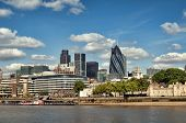picture of willy  - City of London skyline - JPG