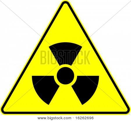 Picture or Photo of Radioactive symbol