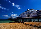Eastbourne Pier V8bit