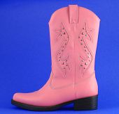 Pink Cowgirl Boot