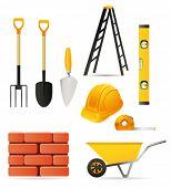 pic of hard_hat  - Building tools - JPG