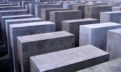 Blocks Of The Jewish Memorial