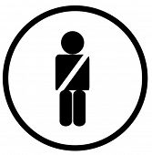 use your seat belt symbol
