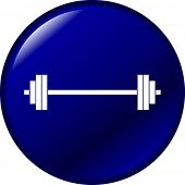 gym button