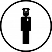 policeman symbol