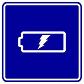battery energy sign