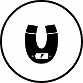 electromagnet symbol