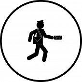 símbolo de Mailman