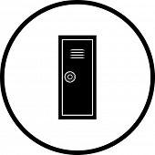 locker symbol