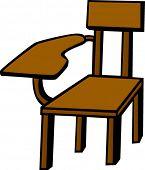 cadeira da escola